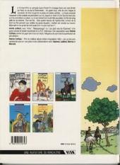 Verso de Les 7 Vies de l'Épervier -5a90- Le maître des oiseaux