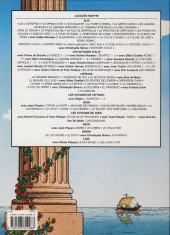 Verso de Alix -3Pub5€- L'île maudite