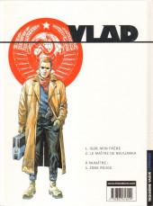 Verso de Vlad -2- Le maître de Novijanka