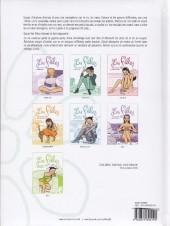 Verso de Les filles -2b- Papier peint