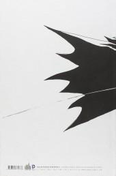 Verso de Batman : Silence -INT TL- Silence - Édition 75 ans