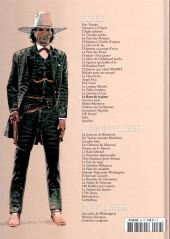 Verso de Blueberry - La collection (Hachette) -2238- Le Bout de la piste