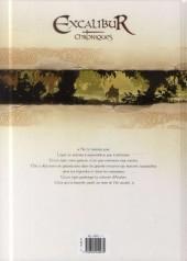 Verso de Excalibur - Chroniques -3- Chant 3 - Luchar