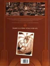 Verso de Broadway - Une rue en Amérique -1- Tome 1
