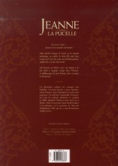 Verso de Jeanne la pucelle -2- À la guerre comme à la paix