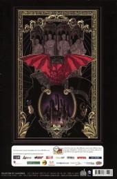 Verso de Batman Saga -HS01 48hBD- Les Portes de Gotham
