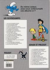 Verso de Johan et Pirlouit -12b2004- Le pays maudit