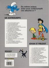Verso de Johan et Pirlouit -2e05- Le maître de Roucybeuf