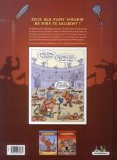 Verso de Gladiatorus -2- Alea jacta ouste