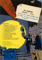 Verso de Gil Jourdan -6b80- Surboum pour 4 roues