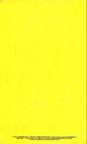 Verso de Mickey Géant (album) -1667bis- Numéro relié de Spécial Journal de Mickey Géant n° 1667 bis