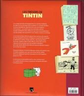Verso de Tintin - Divers -1a- Les trésors de Tintin