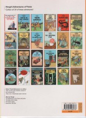 Verso de Tintin (The Adventures of) -16d2004- Destination Moon