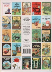 Verso de Tintin (The Adventures of) -8c02- King Ottokar's Sceptre