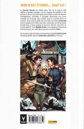 Verso de Archer & Armstrong -2- La Fureur du guerrier éternel