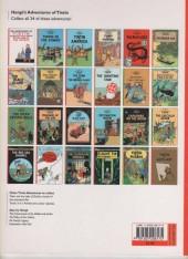 Verso de Tintin (The Adventures of) -6e06- The Broken Ear