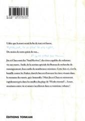 Verso de Soul Reviver -3- Volume 3