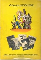 Verso de Lucky Luke -11'- Lucky Luke contre Joss Jamon