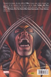 Verso de X-Men - Les origines -INT- X-men les origines