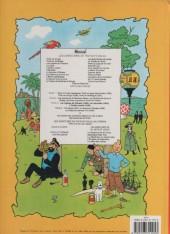 Verso de Jo, Zette et Jocko (Les Aventures de) -5d85- La Vallée des Cobras