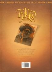 Verso de Tykko des sables -3- La Colline des cent temples
