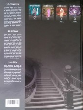 Verso de Les 30 deniers -2- Oser
