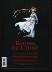 Verso de Rouge de Chine -INTa- Édition intégrale