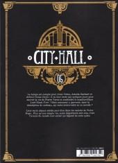 Verso de City Hall -5- Tome 5