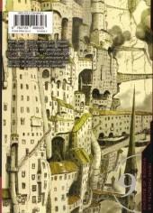 Verso de Knights of Sidonia -9- Tome 9