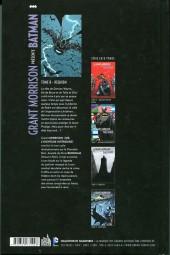 Verso de Batman (Grant Morrison présente) -8- Requiem