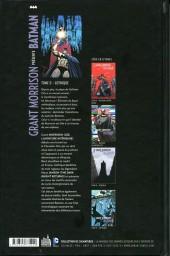Verso de Batman (Grant Morrison présente) -0- Gothique