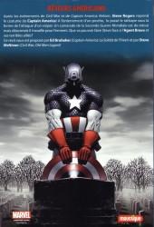 Verso de Marvel (Moustique) -2- Captain America : Rêveurs américains