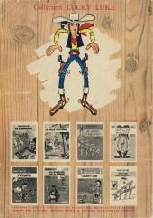 Verso de Lucky Luke -24a1970- La caravane
