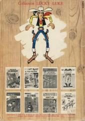Verso de Lucky Luke -23a69- Les Dalton courent toujours