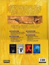 Verso de Blacksad (en espagnol) -5- Amarillo
