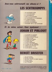 Verso de Johan et Pirlouit -12b1973- Le pays maudit