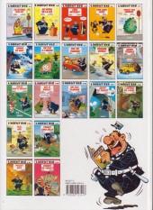 Verso de L'agent 212 -18a1997- Poulet rôti