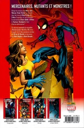 Verso de Ultimate Spider-Man (Marvel Deluxe) -8- Silver Sable