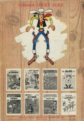 Verso de Lucky Luke -20a69- Billy the Kid