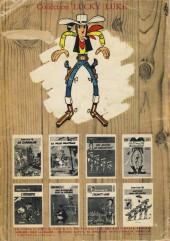 Verso de Lucky Luke -13b1969- Le Juge