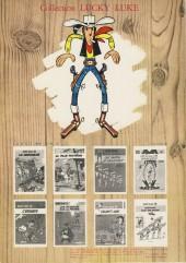 Verso de Lucky Luke -7b78- L'élixir du docteur Doxey