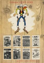 Verso de Lucky Luke -4b77- Sous le ciel de l'Ouest