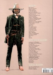 Verso de Blueberry - La collection (Hachette) -4440- La Sirène de Veracruz