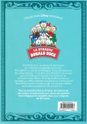 Verso de La dynastie Donald Duck - Intégrale Carl Barks -14- La Couronne des Mayas et autres histoires (1963 - 1964)