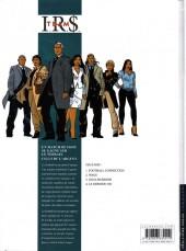 Verso de I.R.$. Team -4- Le Dernier Tir