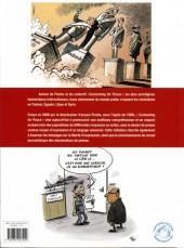Verso de Cartooning for Peace - Dégage ! - Tunisie, Égypte, Libye, Syrie : le Temps des révolutions