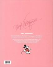 Verso de Mickey Mouse (L'âge d'or de) -10- Le roi Midas et autres histoires (1952 - 1954)