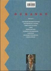 Verso de Durango -9a98- L'or de Duncan
