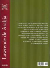 Verso de Joyas Literarias Juveniles -9- Lawrence de Arabia