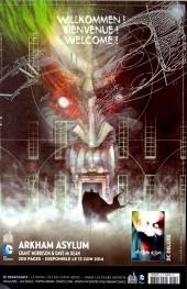 Verso de Batman Saga -25- Numéro 25